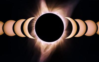 New Moon Solar Eclipse December 2019